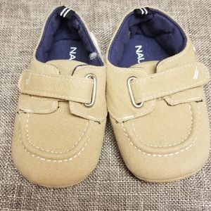 5for$20 Nautica boys infant shoes size 3